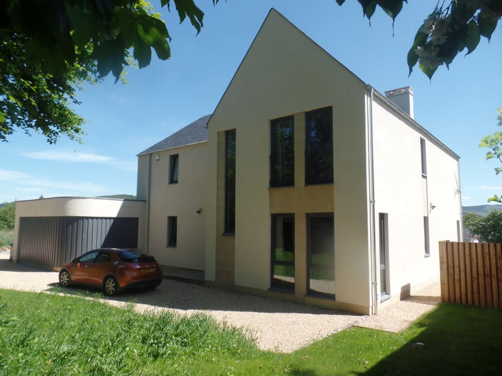 New build property in bonnington road peebles 5 bedroom for 5 bedroom new build homes